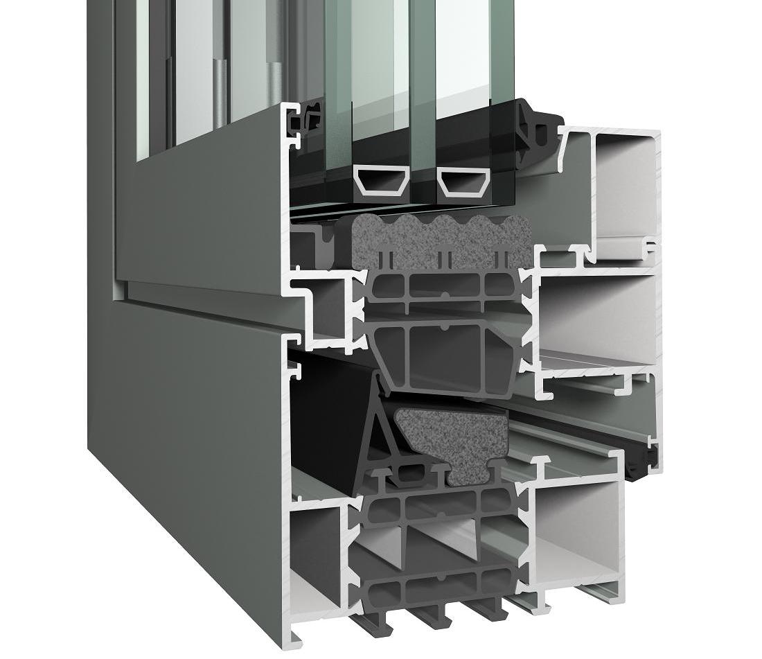 Reynaers România lansează un nou sistem pentru ferestre