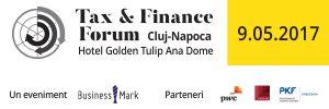 Tax - Finance Forum Cluj