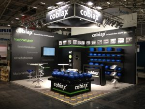 cobiax-messestand
