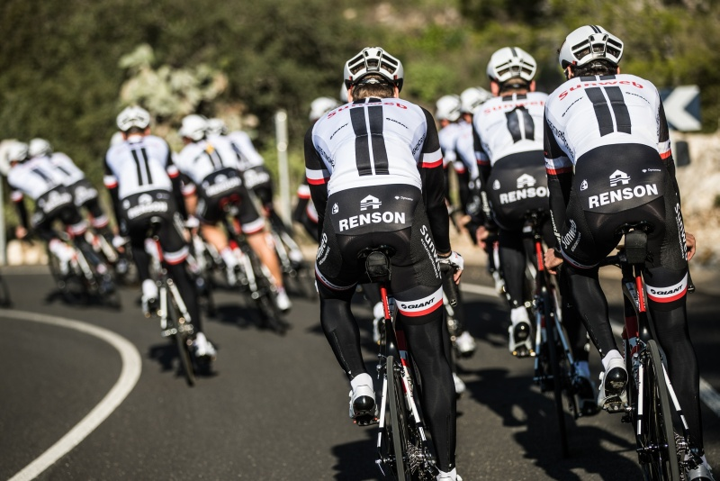 Renson and the Sunweb Team greet the new cycling season with great ambition