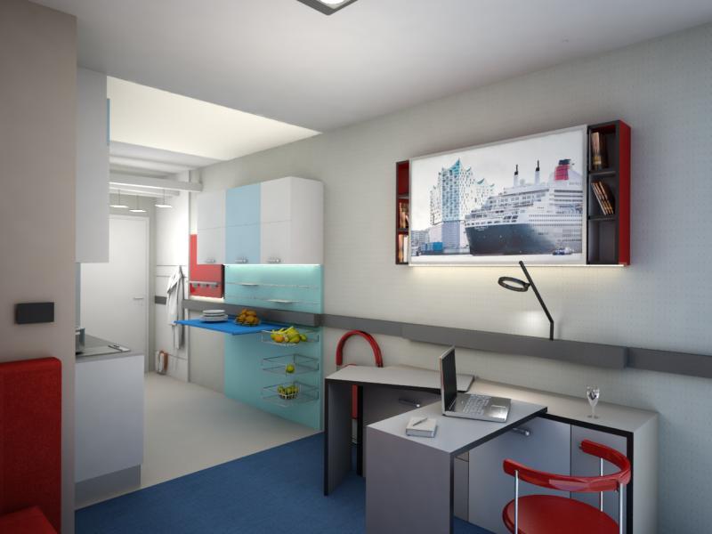 Häfele prezintă soluții pentru un nou concept arhitectural inovator, MicroApart 20/30