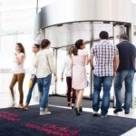 The-Globalworth-Tower,-Record,-usi-rotative-automate,-Blasi,-Aluterm,-Bucuresti,-Bucharest-One-(13)