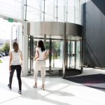 The-Globalworth-Tower,-Record,-usi-rotative-automate,-Blasi,-Aluterm,-Bucuresti,-Bucharest-One-(9)