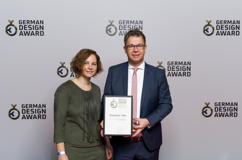 "Renson Panovista Max awarded the ""2017 German Design Award Special"""