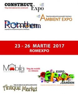targuri Romexpo 23-26 martie