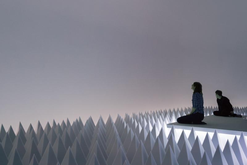 BASF creează liniște totală la Muzeul Guggenheim