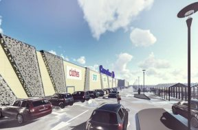 GEZE Shopping City Piatra Neamt 2