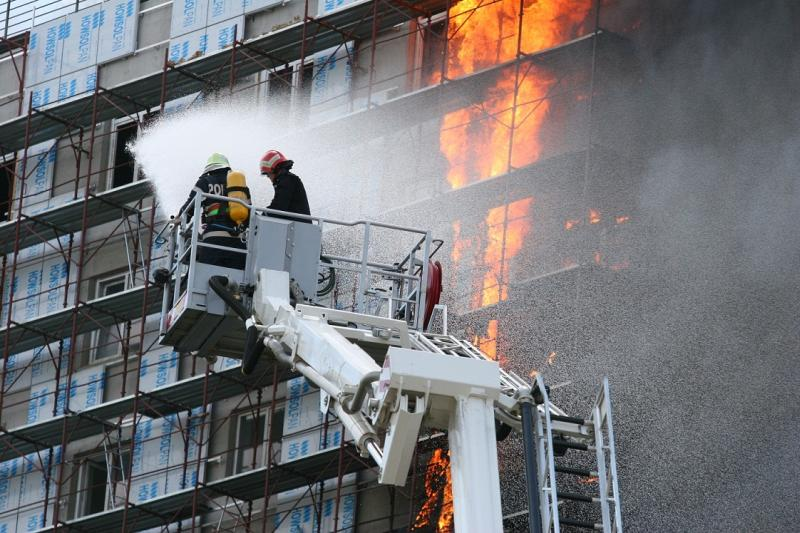 Securitate la incendiu – constructii fara risc