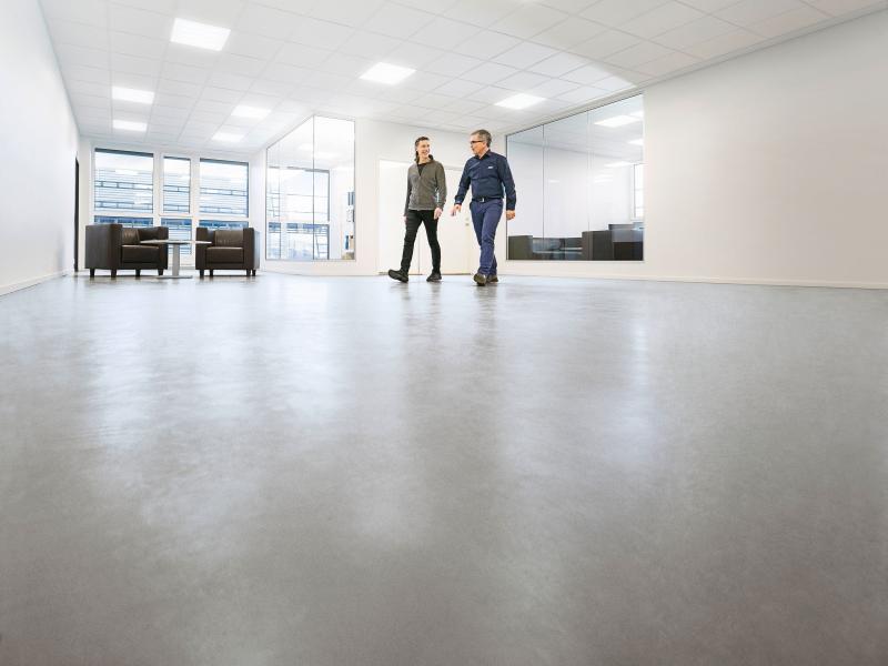 BASF lansează pe piața europeană noua serie de pardoseli MasterTop