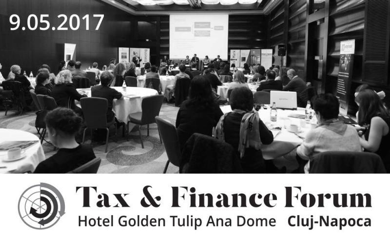 """BusinessMark: Conferința de taxeșifiscalitate, """"Tax & Finance Forum""""pentru prima dată la Cluj-Napoca"""
