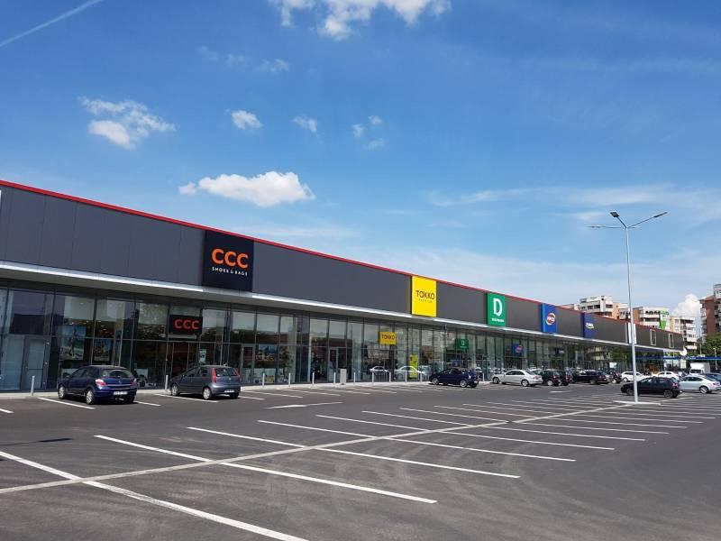 GEZE echipează Prima Shops Oradea cu cele mai avansate sisteme de uși glisante antiefracție
