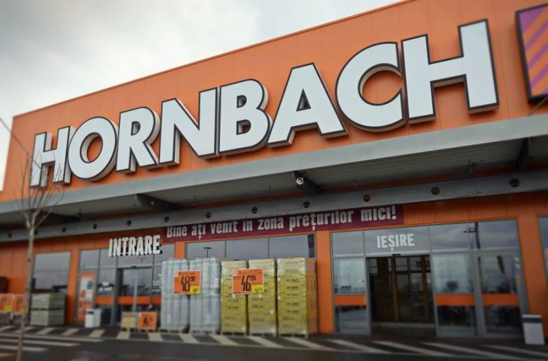 Cifra de afaceri a grupului Hornbach ajunge la 3,94 miliarde de euro