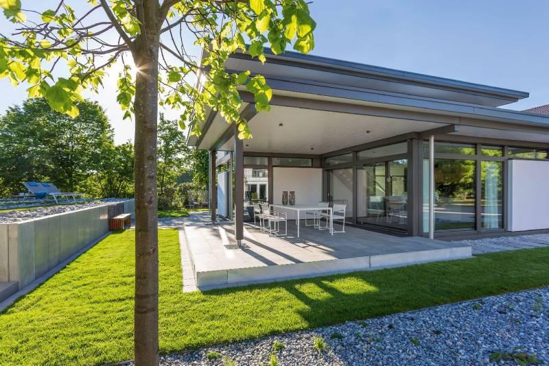 Casa viitorului, dezvoltată de HUF HAUS în Germania