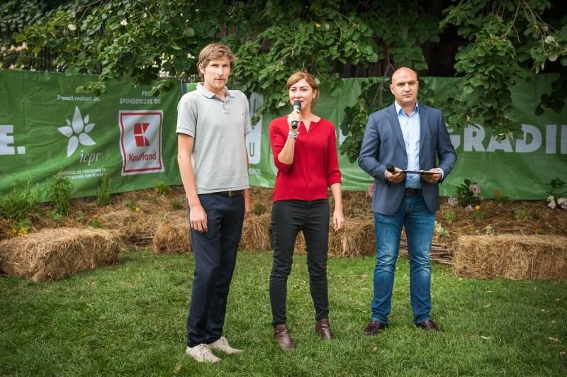 Premieră: Kaufland România își transformă acoperișurile, parcările și exteriorul magazinelor în grădini urbane pentru comunitate