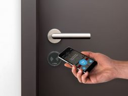 Hafele Dialock Smartphone Key