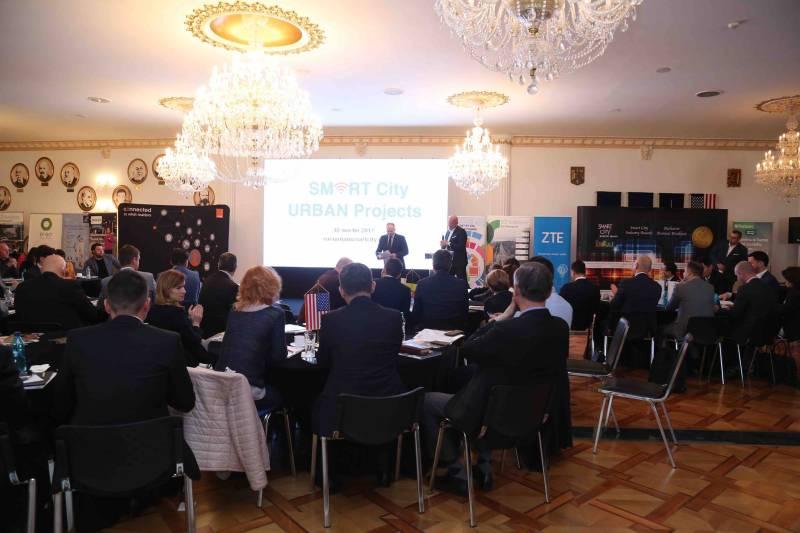 Asociația Română pentru Smart City și Mobilitate a lansat Harta ProiectelorSmart City din România