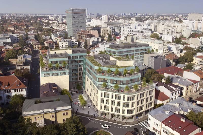 Încă un proiect de birouri sub administrarea Colliers International The Landmark extinde portofoliul companiei la peste 320.000 mp