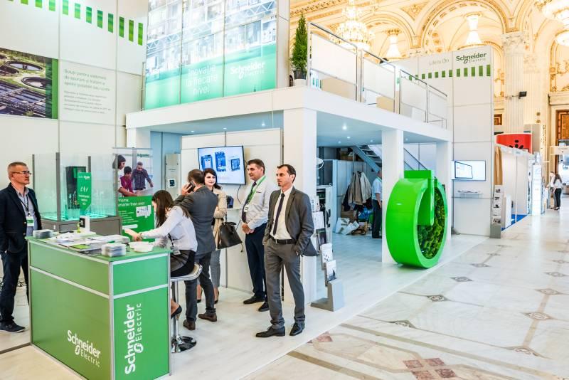 IEAS 2017: Companii de top din automatizari, echipamente electrice si energie