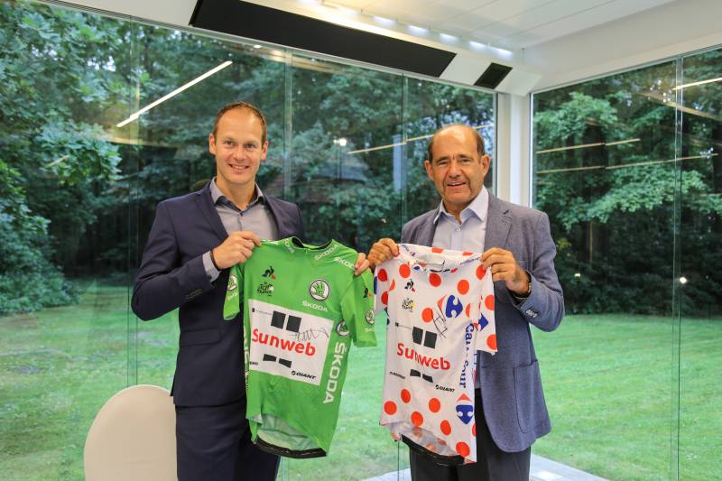Renson and Team Sunweb extend long-term partnership