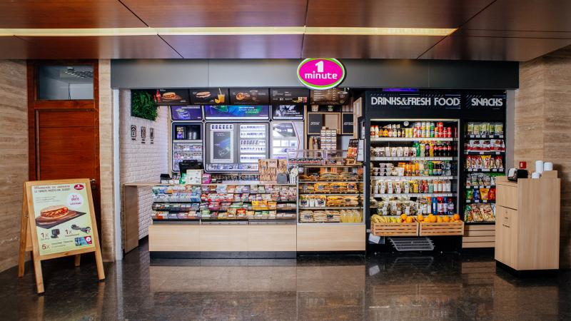 West Gate extinde parteneriatul cu Lagardère Travel Retail România prin deschiderea a două noi unități – 1 Minute și So!Coffee