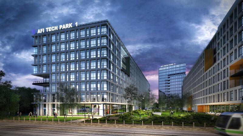 AFI Europe România semnează pentru 10 ani cu primul chiriaș al parcului de afaceri AFI Tech Park