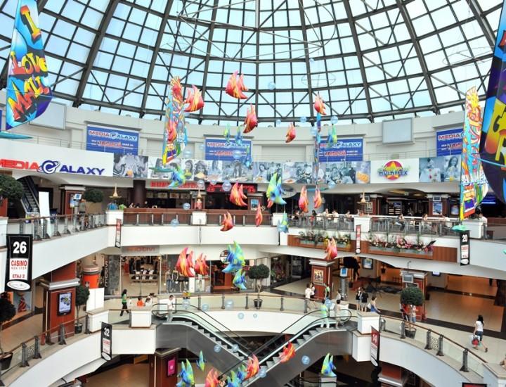 România, țara Mall-urilor