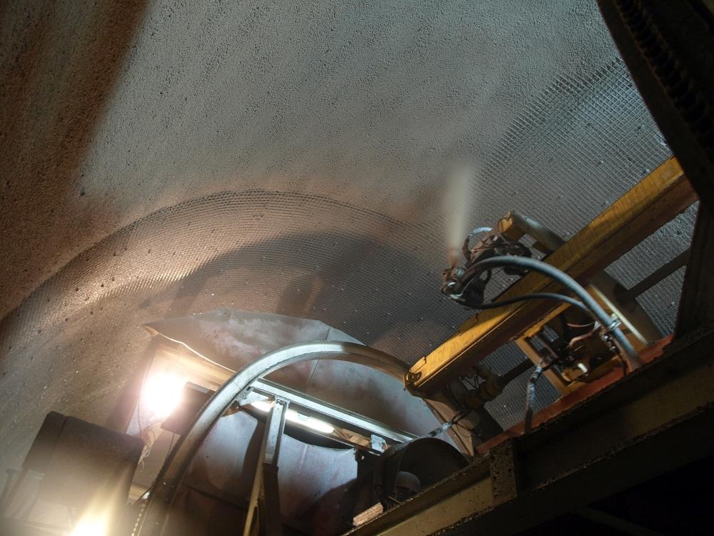 BASF a contribuit decisiv la rezistența și durabilitatea celui mai lung tunel de cale ferată din lume