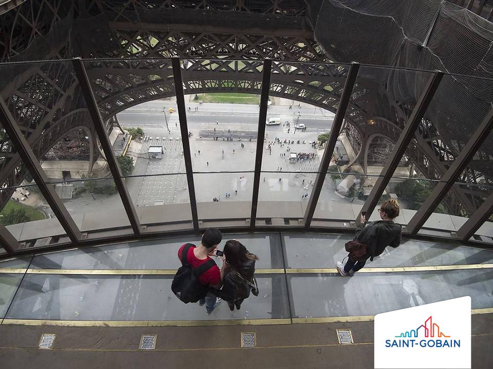 Saint-Gobain: semnificatia zilei de 14 iulie din perspectiva celor mai emblematice cladiri din Franta