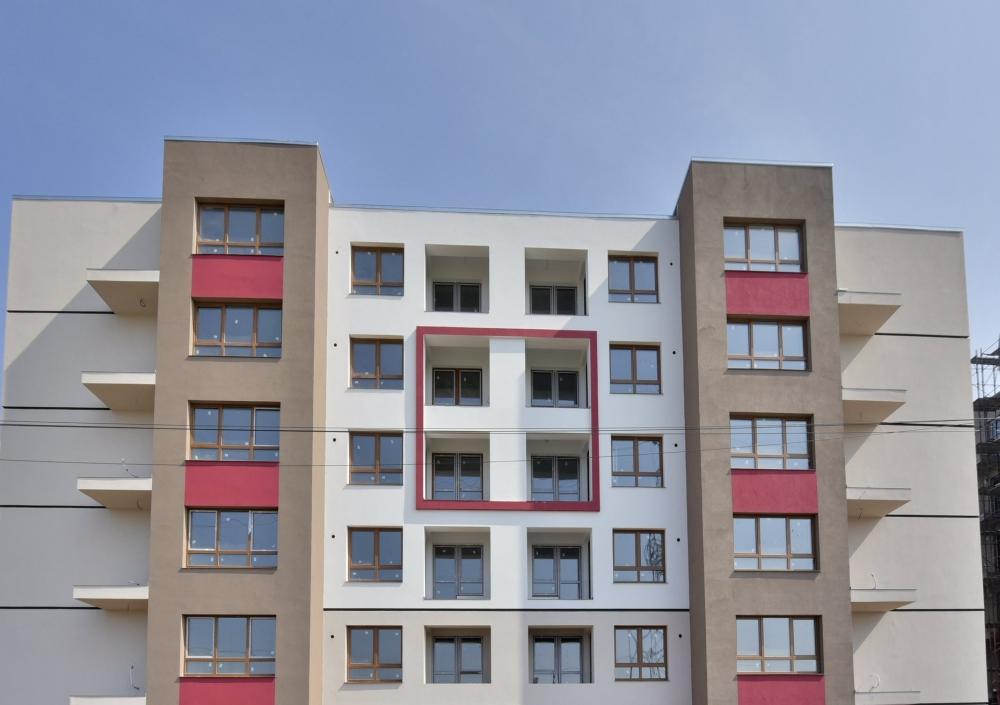 """Ferestrele Gealan Futura completează eficiența primului ansamblu rezidențial """"verde"""", Cartierul Solar"""