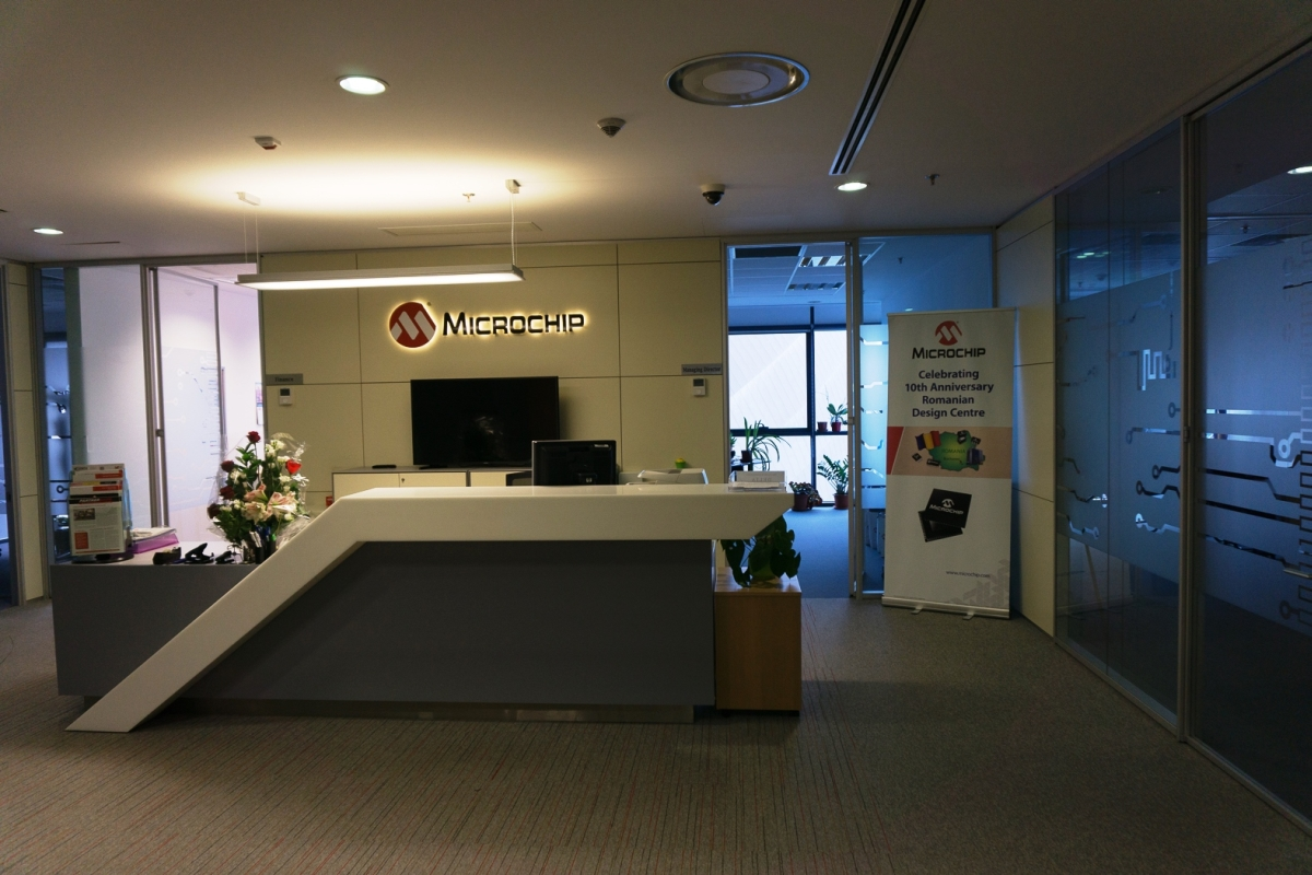 Microchip Technology extinde contractul de închiriere în AFI Park 1, cu 1.000 mp adiționali
