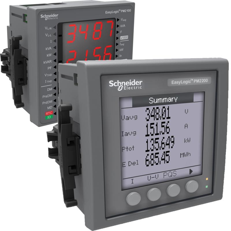 Schneider Electric a lansat în România o nouă generație de centrale de măsură din gama EasyLogic PM2000