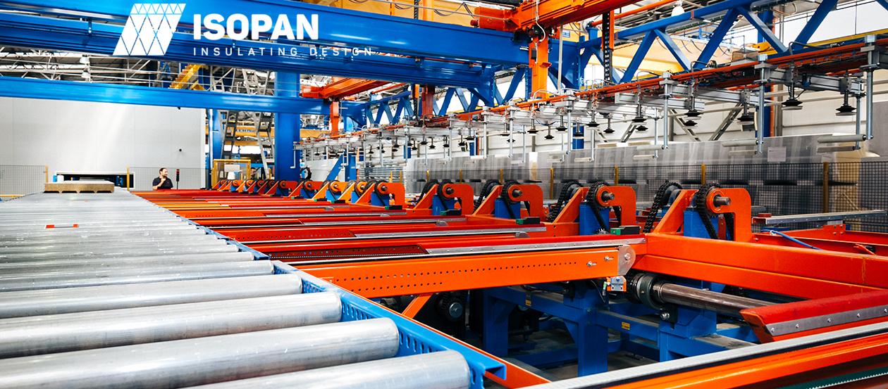 ISOPAN va deschide în România o nouă linie de producție pentru panouri termoizolante