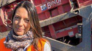 "Elena Sturlini, Technical Manager at Bindi, believes that the Wirtgen Group machines and plants made a key contribution to the smooth progression of the rehabilitation work on a job site that posed numerous challenges: ""There's no doubt that we were optimally equipped, thanks to the reliable operation of the Wirtgen Group technologies."""