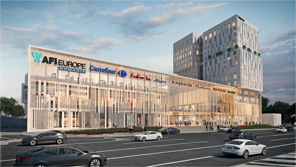 AFI Brașov va avea ca ancoră un hypermarket Carrefour de 6.500 mp