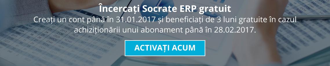 Adoptati rapid avantajele oferite de Socrate ERP pentru constructii