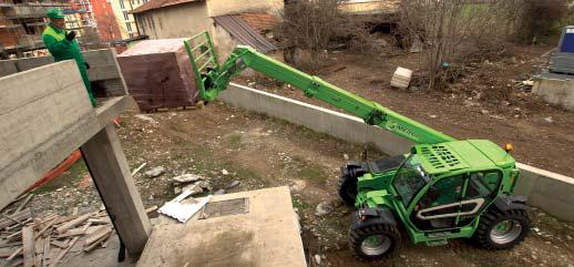 INNOVATIONS FROM MERLO AT SAMOTER IN VERONA