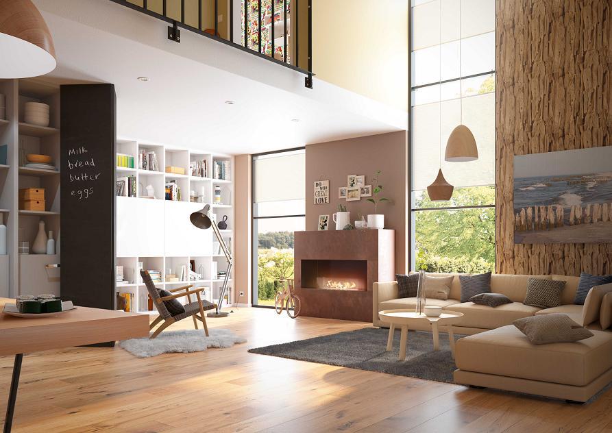 HORNBACH: Patru noi stiluri de amenajare a locuinței în această toamnă