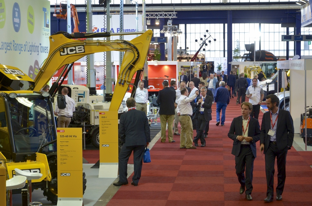 2017 APEX access equipment show sold-out