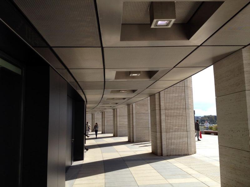 Arena FC Krasnodar – Ceiling design with Haver Architectural Mesh