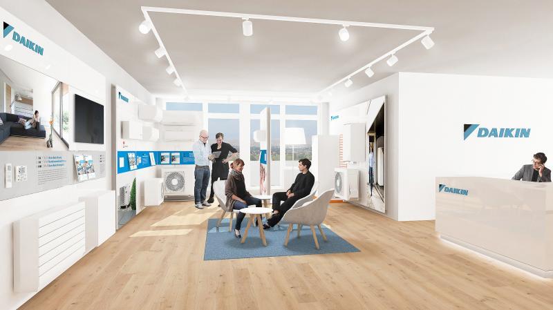 Servicii premium pentru clienții DAIKIN, oferite de partenerii  Home Comfort Expert