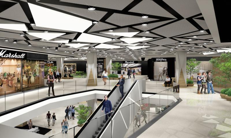 Cel mai nou centru comercial din România, Platinia Shopping Center, se deschide în weekend la Cluj-Napoca.