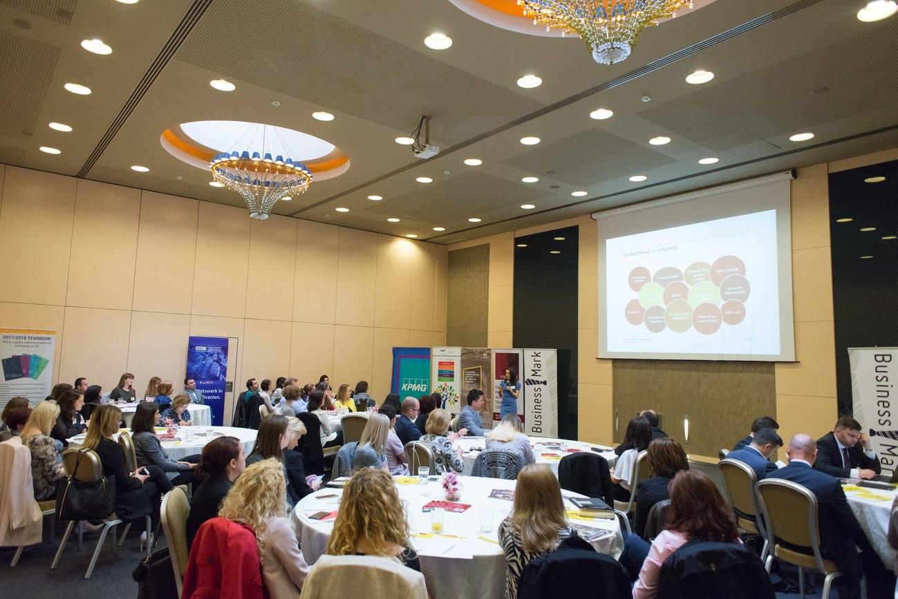 """Principalele schimbări fiscale la nivel internațional și local au fost dezbătute de mediul de afaceri din Cluj-Napoca în cadrul evenimentului """"Tax & Finance Forum"""""""