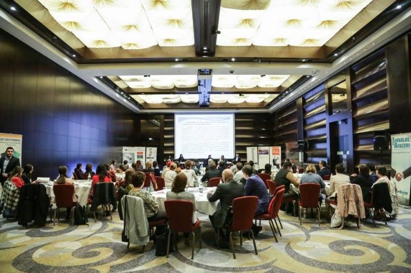 """Tendințele globale în raportare financiară și aplicarea acestora în România au fost dezbătute la """"IFRS Forum"""""""