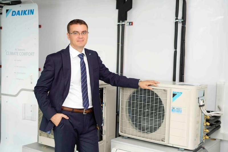 Daikin România, afaceri în creștere cu 26% în 2016 și planuri de consolidare a poziției pentru anul acesta