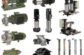 Pompe industriale