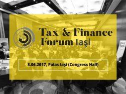 Tax - Finance Forum-Iasi