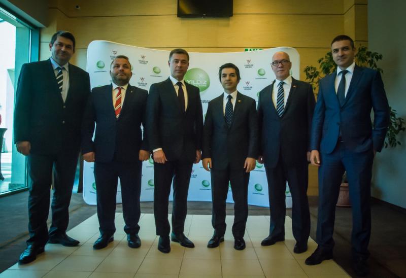 Yildiz Entegre lansează cea mai mare investiție din județul Argeș în 2017