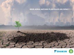 Campanie CSR Daikin - Plantam Aer