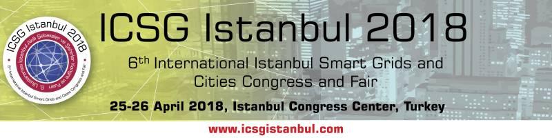 ICSG Istanbul 2018