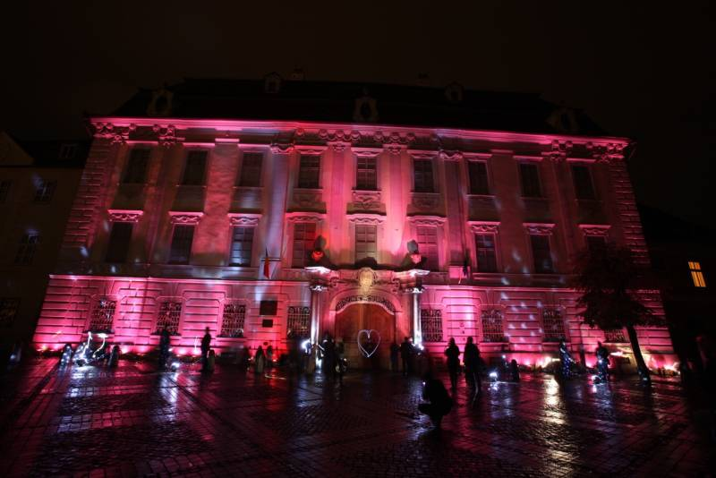 Cluj-Napoca – Al treilea oras din Romania, care organizeaza #guerillalighting
